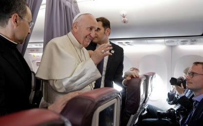 """Il monito di Papa Francesco ai politici: """"Mai seminare odio e paura"""""""