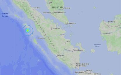 Terremoto in Indonesia, scosse sull'isola di Sumatra