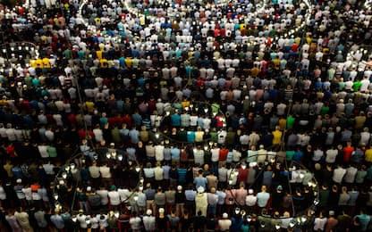 Fine del Ramadan, le celebrazioni in tutto il mondo. FOTO