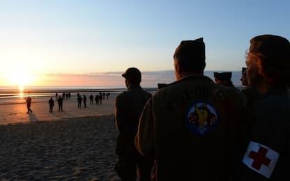 Sbarco in Normandia, le commemorazioni in Francia