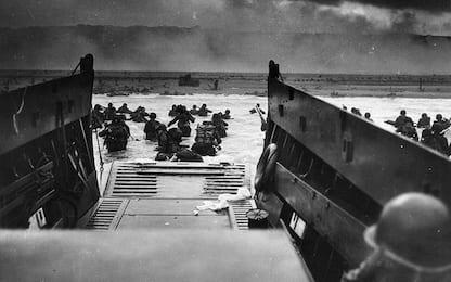 D-Day, le foto dello sbarco in Normandia il 6 giugno 1944
