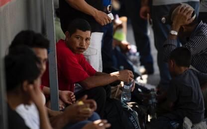 Il Messico schiera soldati al confine col Guatemala. FOTO