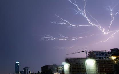 Maltempo a Berlino e Brandeburgo: colpite da temporali. FOTO