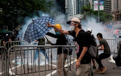 Hong Kong, proteste: rinviato esame legge su estradizioni