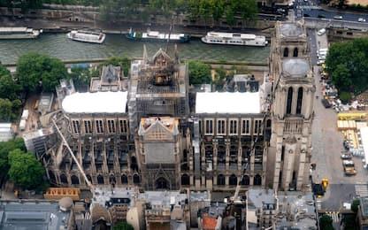 Parigi, niente messa di Natale nella cattedrale di Notre-Dame