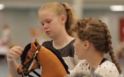 Hobby Horse, in Finlandia il campionato di equitazione senza cavallo