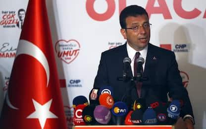 Turchia, elezioni a Istanbul: Imamoglu vince di nuovo