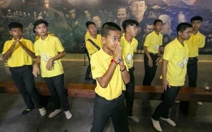 Calciatori Thailandia, anniversario della caduta nella cava