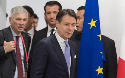"""Procedura d'infrazione Ue, Conte e Tria: """"Confidiamo andrà bene"""""""
