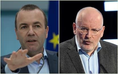 Vertice Ue sulle nomine, Weber rinuncia alla Commissione