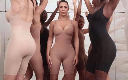 "Kim Kardashian, polemica per la linea di intimo ""Kimono"""