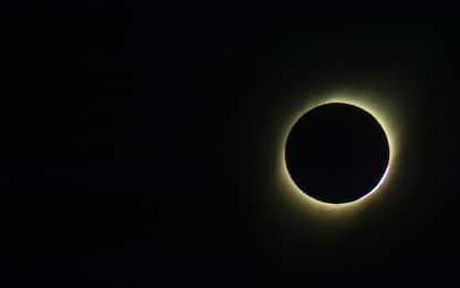 Eclissi solare totale su Cile e Argentina