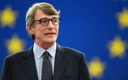 Parlamento Europeo, David Sassoli eletto nuovo presidente