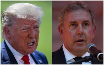 """Trump attacca ambasciatore Gb: """"Non trattiamo più con lui"""""""