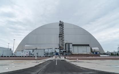 Chernobyl, inaugurato nuovo scudo protettivo del reattore 4
