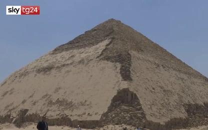 Egitto, due piramidi riaperte al pubblico dopo 54 anni