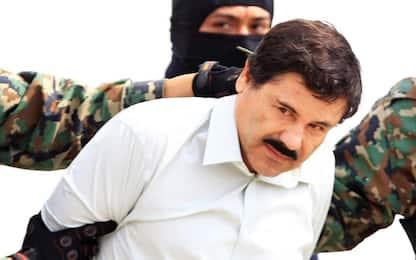El Chapo, boss condannato all'ergastolo