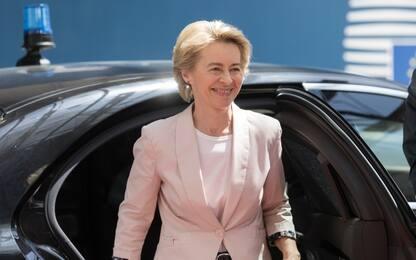 """Ue, Ursula von der Leyen: """"L'Europa verde sarà la prima sui mercati"""""""
