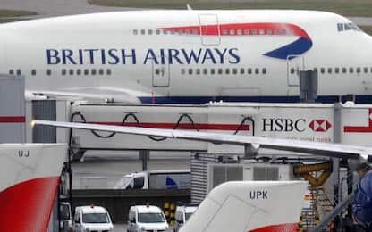 Allerta terrorismo, British Airways sospende i voli per Il Cairo