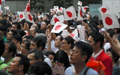 Giappone al voto, Abe conserva la maggioranza alla Camera Alta