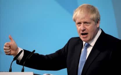 Gb, Boris Johnson eletto nuovo leader del partito conservatore