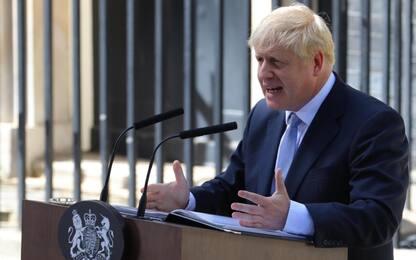 """Gb, Boris Johnson è premier e annuncia: """"Brexit il 31 ottobre"""""""