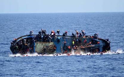 Migranti, Save The Children: 15mila i morti nel Mediterraneo dal 2013