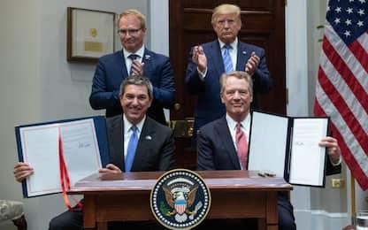 Trump, accordo Usa-Ue per l'esportazione di carne bovina americana