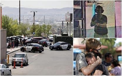 Texas, strage al centro commerciale:20 morti
