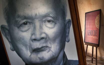 """Cambogia: è morto Nuon Chea, il """"fratello numero 2"""" dei Khmer Rossi"""