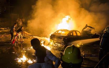 """Il Cairo, esplode autobomba: 20 morti. Al-Sisi: """"Atto terroristico"""""""