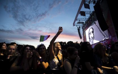 Sziget Festival, a Budapest folla di giovani. FOTO