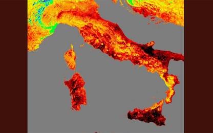 Meteo: caldo e afa fino a martedì, bollino rosso in 6 città
