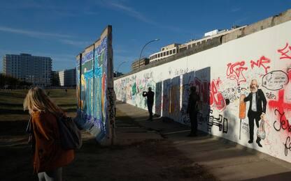 Berlino, il 13 agosto 1961 iniziò la costruzione del muro