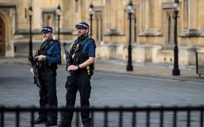 Londra, uomo accoltellato davanti al ministero dell'Interno