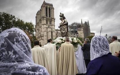 Festa dell'Assunzione: percorso modificato vicino Notre Dame
