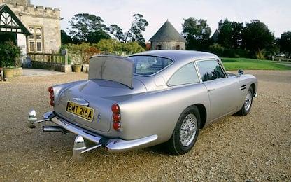 Venduta all'asta l'Aston Martin di James Bond. VIDEO