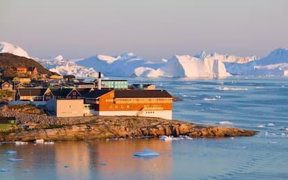 Trump vuole comprare la Groenlandia dalla Danimarca