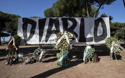 Ultrà della Lazio ucciso, scatta il piano sicurezza per il funerale