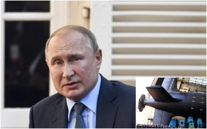Incidente nucleare Russia, blackout in 4 siti monitoraggio radiazioni
