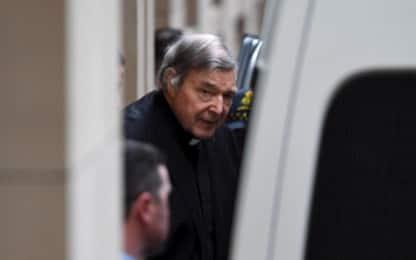 Pedofilia, in appello confermata condanna per il cardinale George Pell