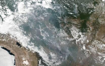 Incendio Amazzonia, in Brasile scambio di accuse Bolsonaro-Ong. VIDEO