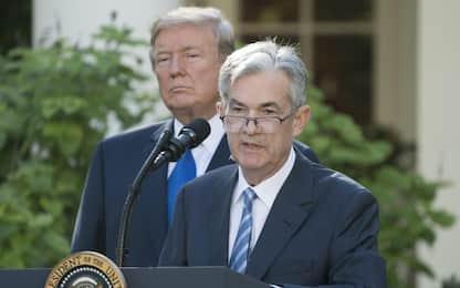 La Fed taglia il costo del denaro di 0,25%
