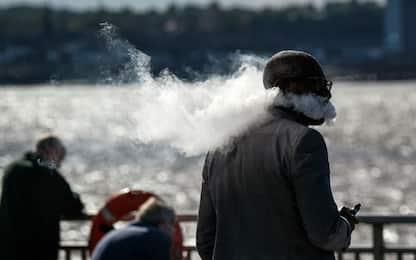 Usa, 5 vittime legate all'uso delle sigarette elettroniche