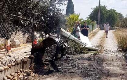 Maiorca, incidente aereo: un italiano tra i 7 morti. FOTO