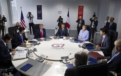 Coronavirus, G7: tutto il necessario per il rilancio dell'economia