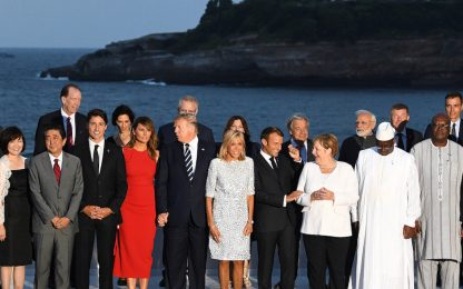 G7 2019, le first lady presenti a Biarritz. FOTO