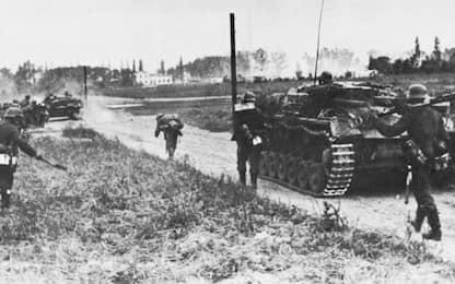 Seconda guerra mondiale, 80 anni fa invasione della Polonia