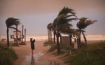 L'uragano Dorian perde potenza e va verso la Florida. FOTO