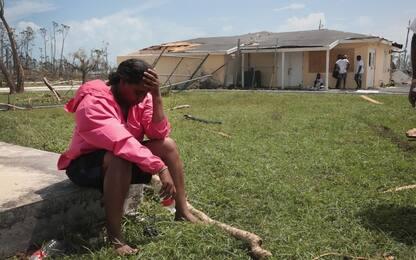Dorian, 30 morti e oltre 5mila dispersi alle Bahamas